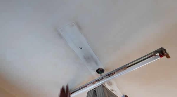 屏東市天花板漏水抓漏-儀器抓漏