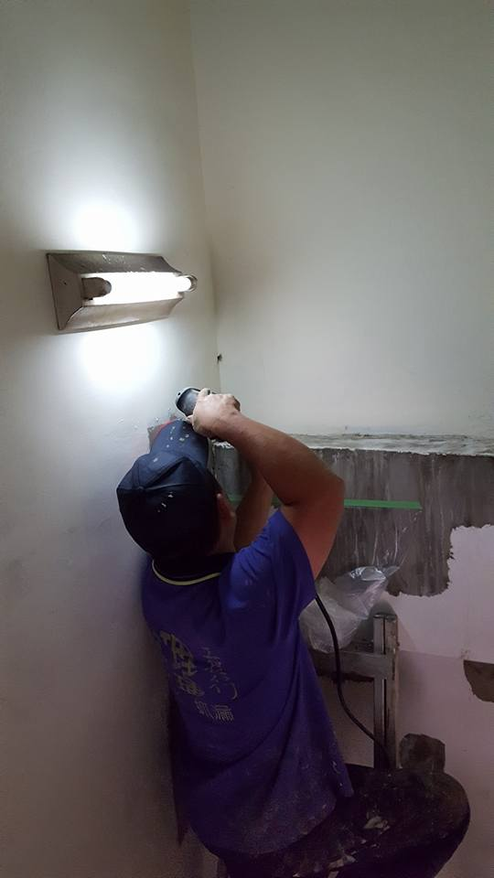 屏東免打除樓梯間防水工程