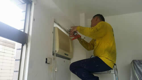 屏東麟洛鄉窗戶防水處理-高壓灌注