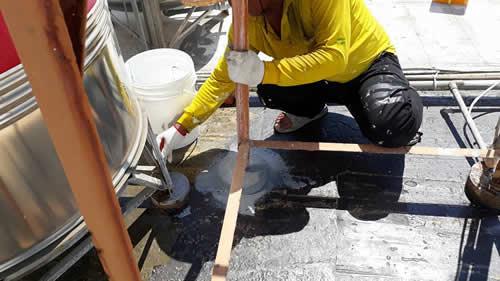 屏東PU防水處理