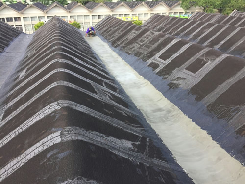屏東屋頂防水毯漏水防水處理