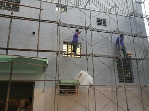 屏東市外牆防水處理